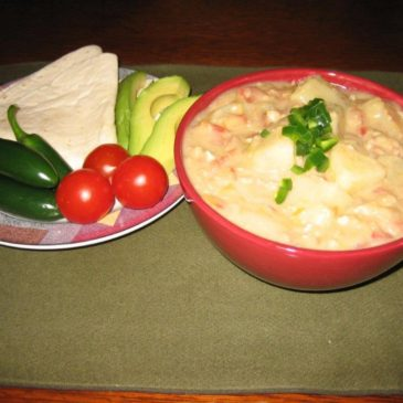 Stokes Green Chile Stew